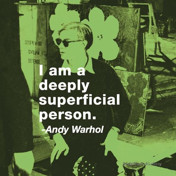 Andy Warhol Quote 5 Picture Quote #1