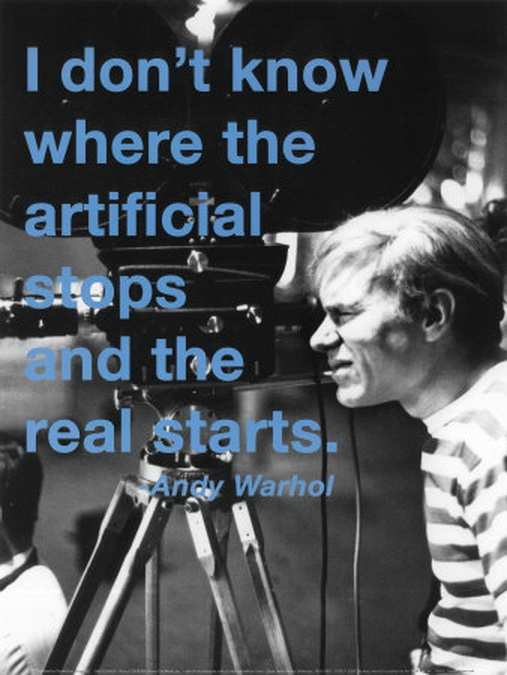 Andy Warhol Quote 6 Picture Quote #1