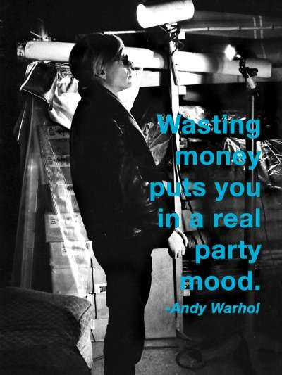 Andy Warhol Quote 8 Picture Quote #1