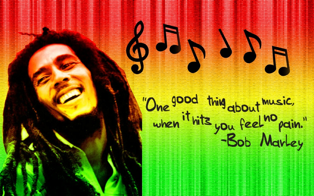 Bob Marley Quote 2 Picture Quote #1