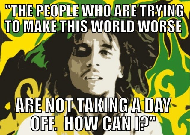 Bob Marley Quote 3 Picture Quote #1