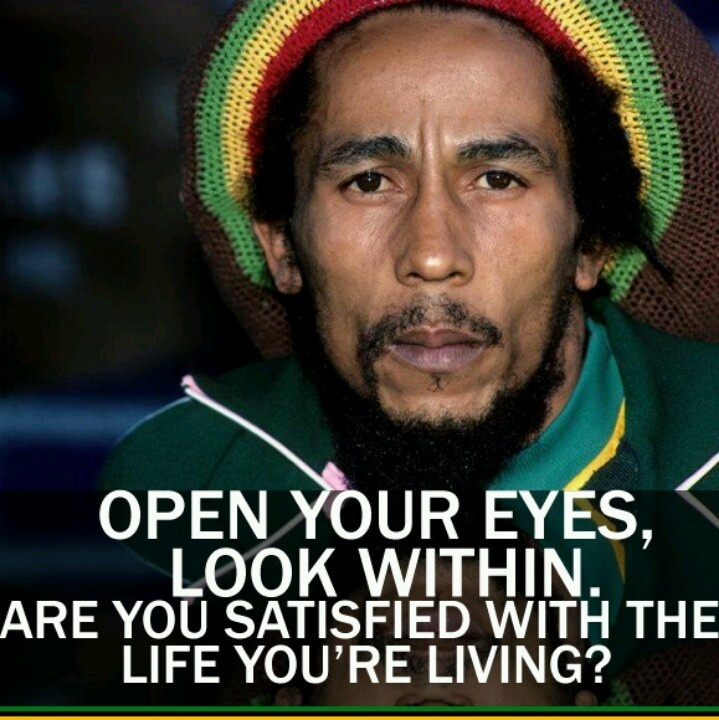 Inspirational Bob Marley Quote 1 Picture Quote #1