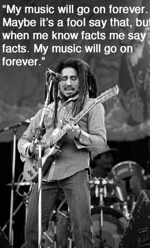 Bob Marley Quote 4 Picture Quote #1