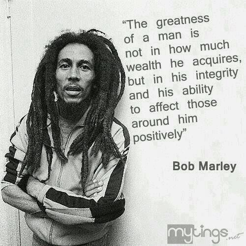 Bob Marley Quote 6 Picture Quote #1