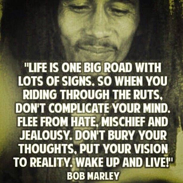 Bob Marley Quotes & Sayings (173 Quotations)