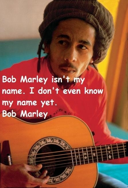 Bob Marley Famous Quote 1 Picture Quote #1