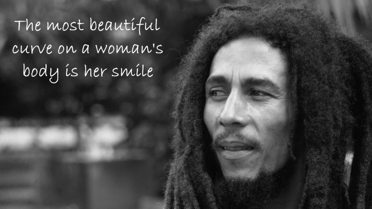 Bob Marley Quote 11 Picture Quote #1