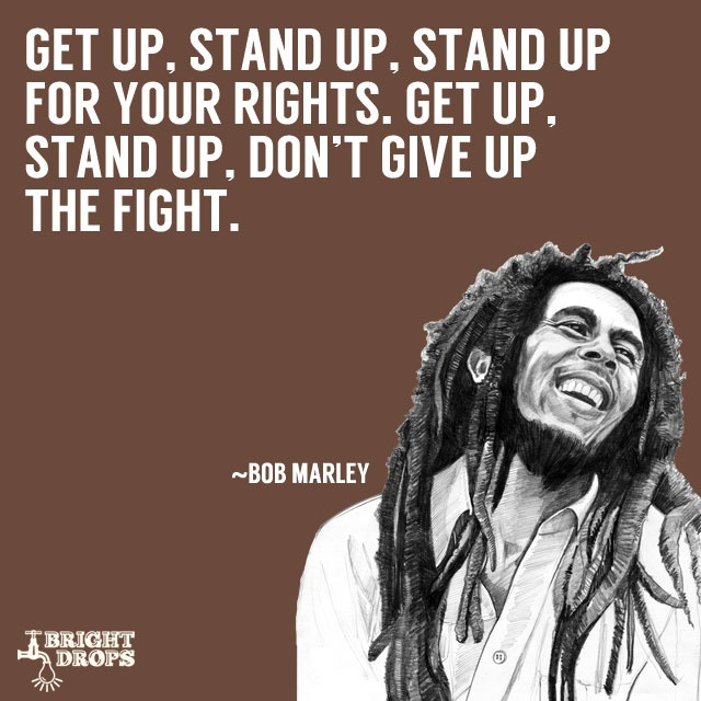 Bob Marley Quote 14 Picture Quote #1