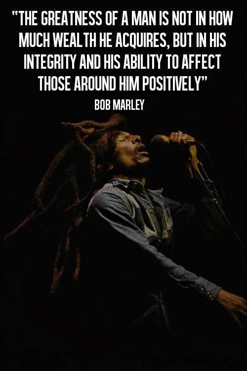 Bob Marley Quote 17 Picture Quote #1