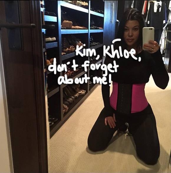 Kourtney Kardashian Instagram Quote 1 Picture Quote #1