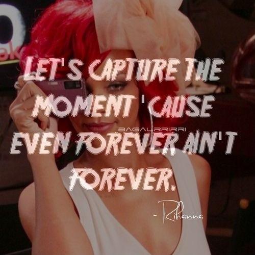Rihanna Instagram Quote 1 Picture Quote #1