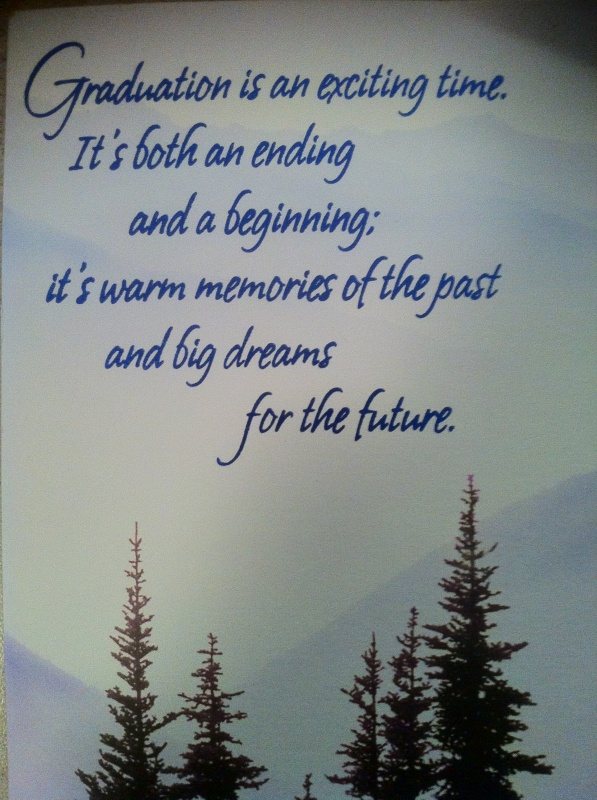 High School Graduation Farewell Quote 1 Picture Quote #1