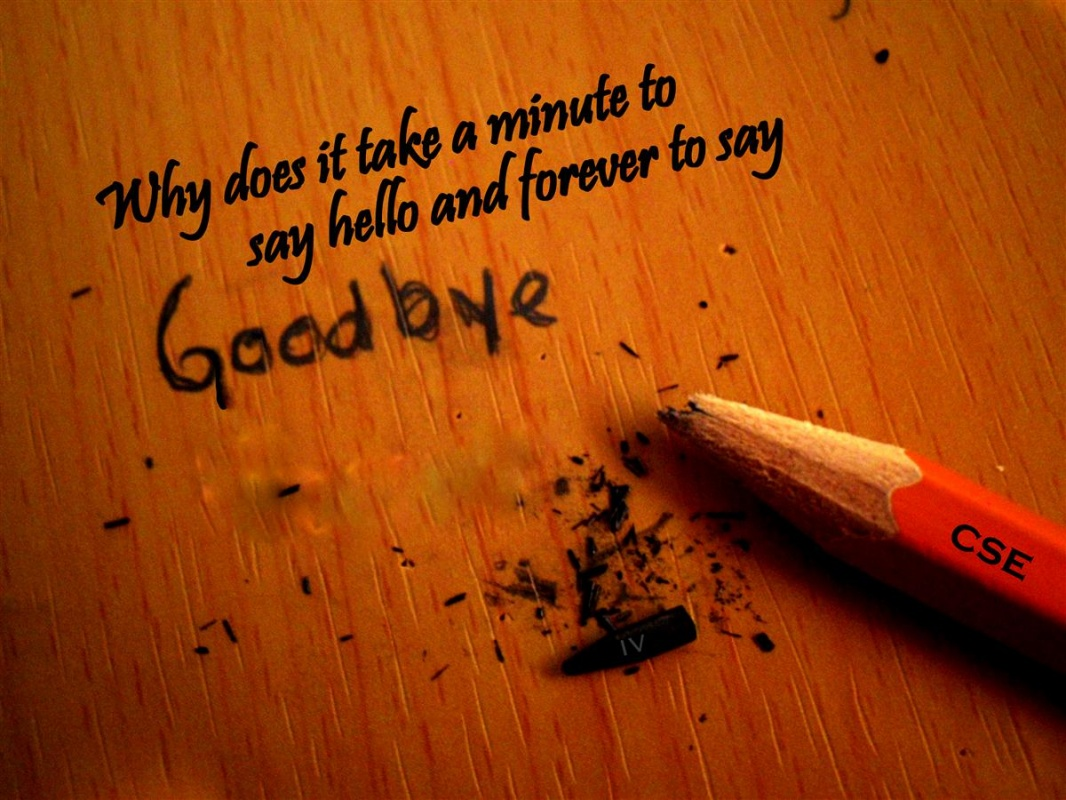 Senior Farewell Quote 2 Picture Quote #1