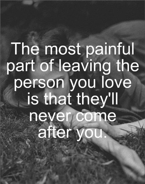 Sad Farewell Quote 1 Picture Quote #1