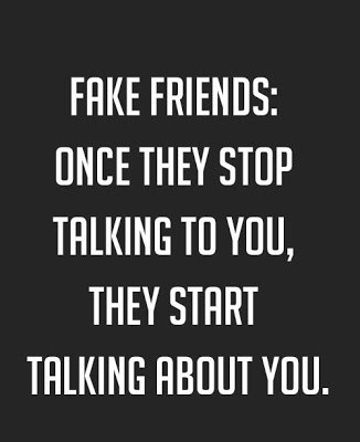Fake Friends Quote 1 Picture Quote #1