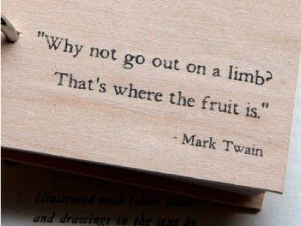 Mark Twain Famous Quote About Life 3 Picture Quote #1