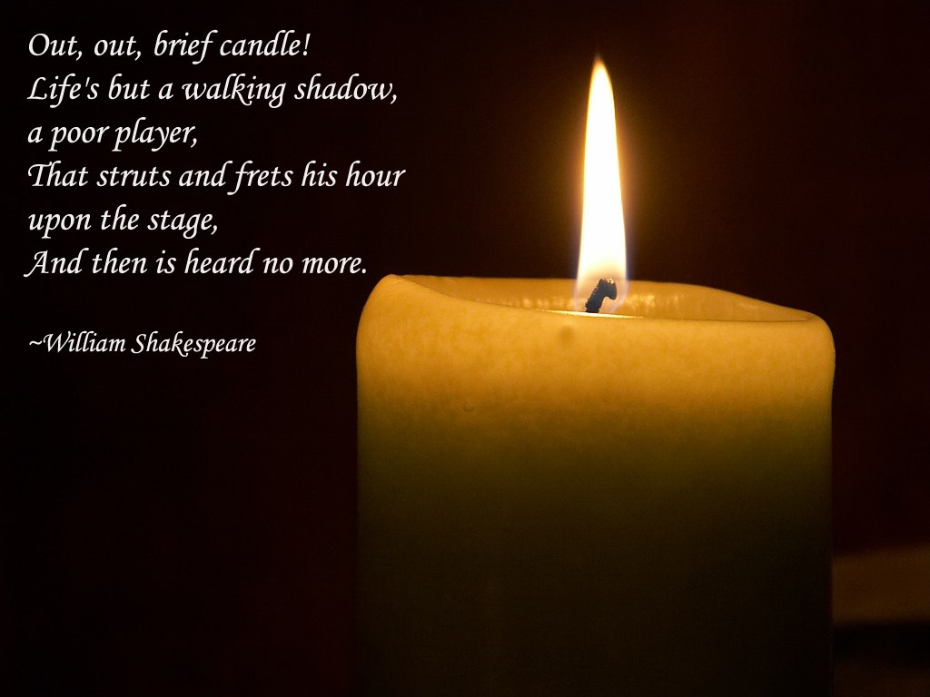Shakespeare Famous Quote About Life 1 Picture Quote #1