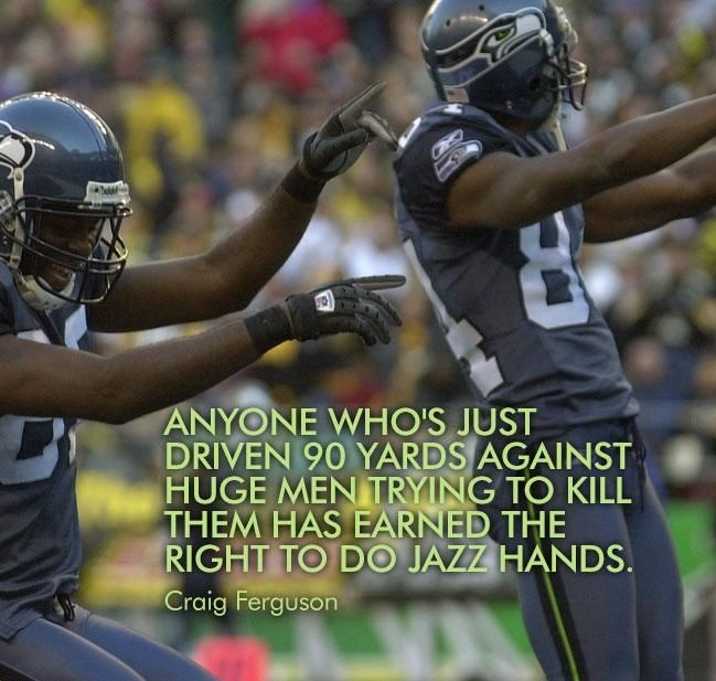 Funny Football Quote 1 Picture Quote #1
