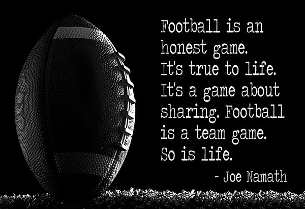 Football Quote 2 Picture Quote #1