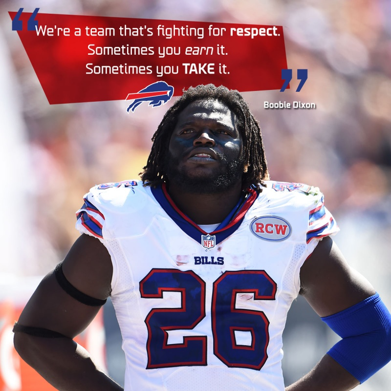 Buffalo Bills Football Quote 1 Picture Quote #1