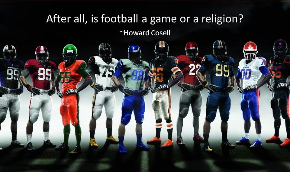 Famous American Football Quote 2 Picture Quote #1