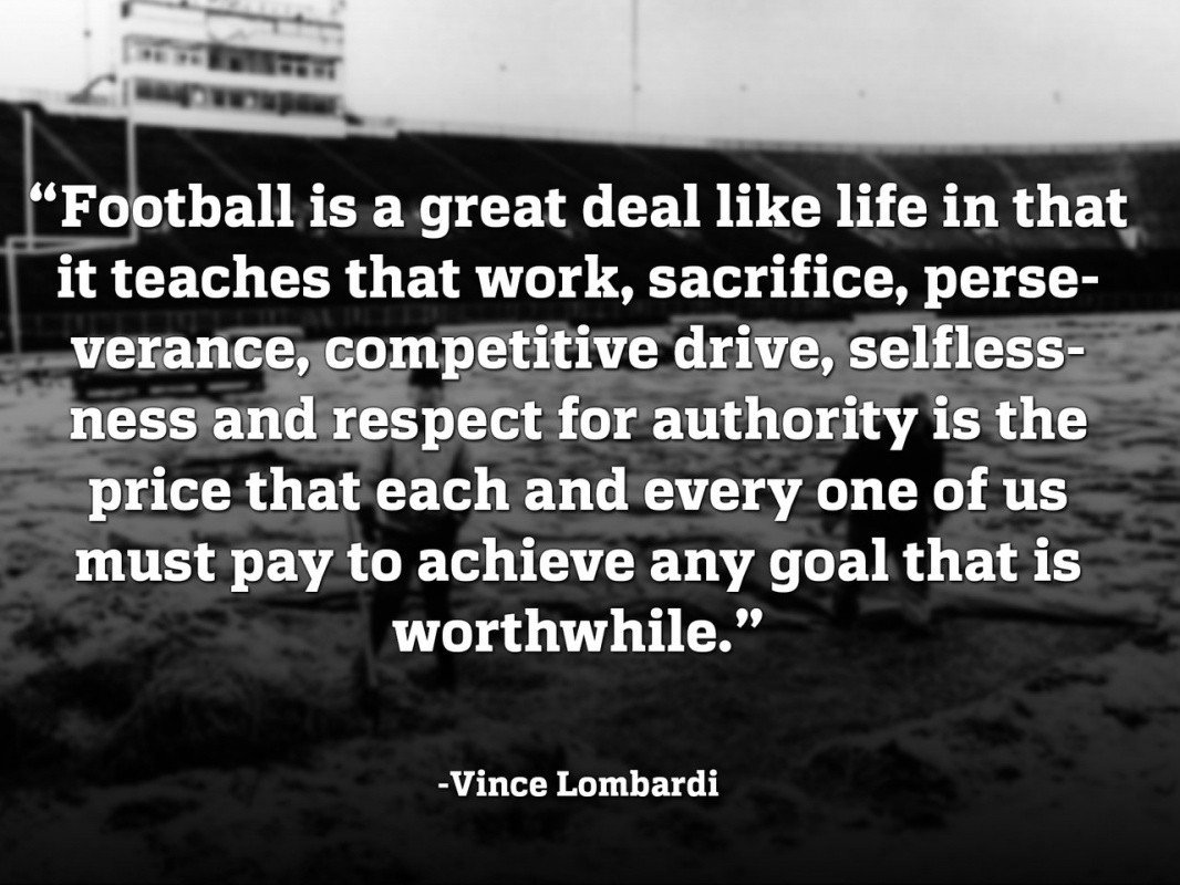 Football Quotes | Football Sayings | Football Picture ...