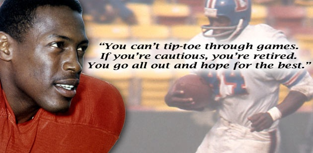 Football Quote 16 Picture Quote #1