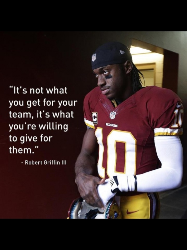 Football Quote 22 Picture Quote #1
