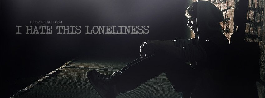 Loneliness Quote 1 Picture Quote #1
