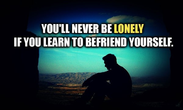 Loneliness Quote 4 Picture Quote #1