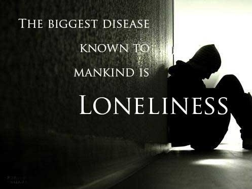 Loneliness Quote 6 Picture Quote #1