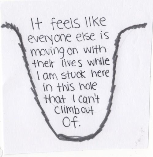Depression And Loneliness Quote 5 Picture Quote #1