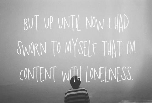 Depression And Loneliness Quote 7 Picture Quote #1