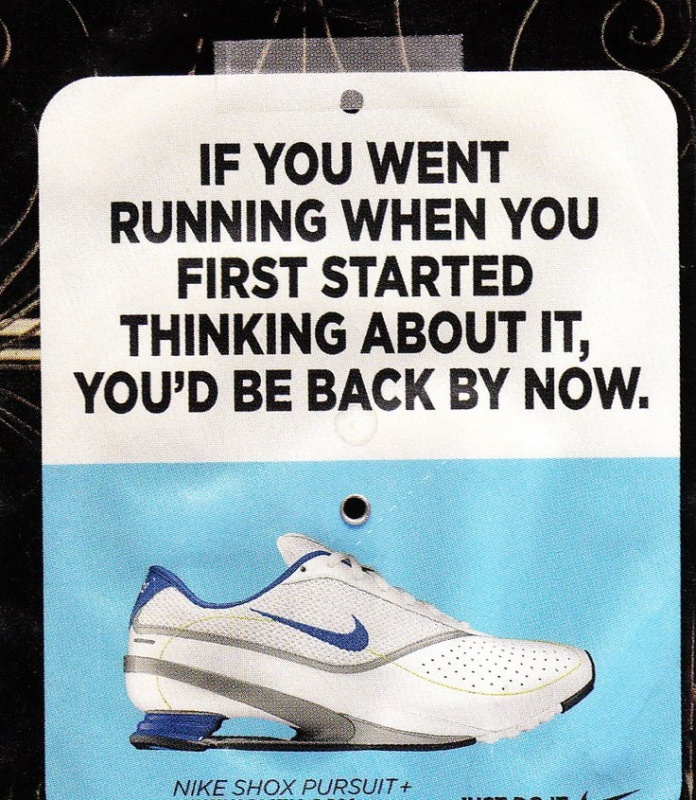 Running Quote 1 Picture Quote #1