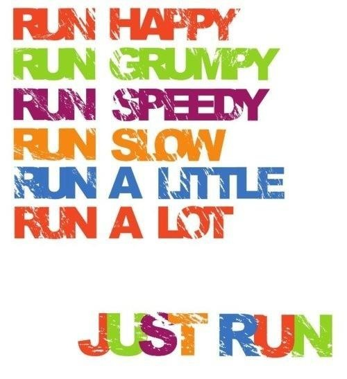 Love Running Quote 1 Picture Quote #1