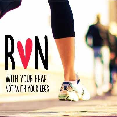Love Running Quote 2 Picture Quote #1