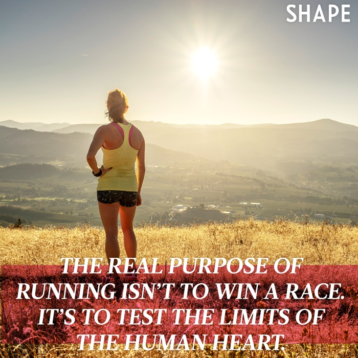 Bill Bowerman Running Quote 1 Picture Quote #1