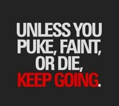 Endurance Running Quote 3 Picture Quote #1