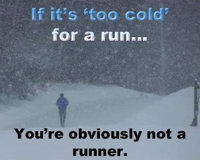 Winter Running Quote 11 Picture Quote #1