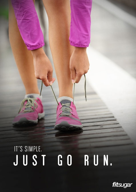Woman Running Quote 1 Picture Quote #1