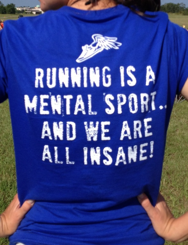 Funny Cross Country Running Quote 1 Picture Quote #1