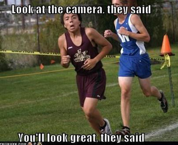 Funny Cross Country Running Quote 2 Picture Quote #1