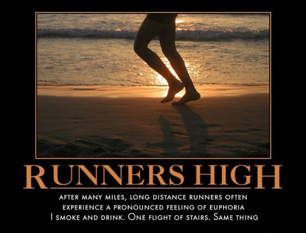 Long Distance Running Quote 1 Picture Quote #1