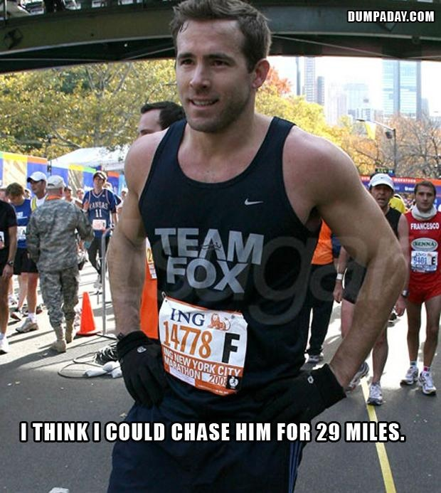 Marathon Running Quote Funny 1 Picture Quote #1