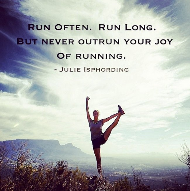Running Quote 66 Picture Quote #1