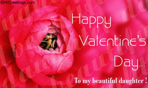 Valentine Quote For Daughters 1 Picture Quote #1