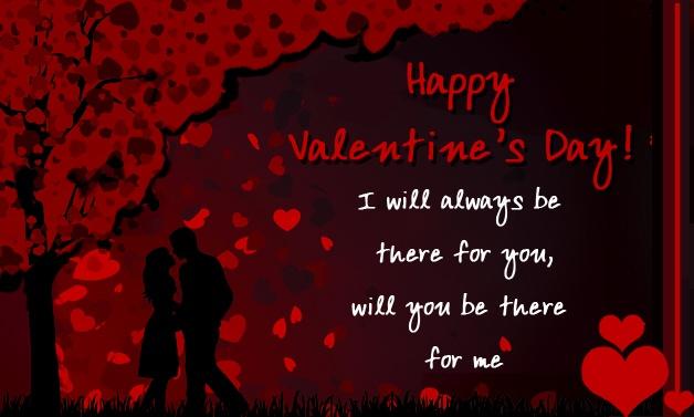 Valentine Quote For Him 1 Picture Quote #1
