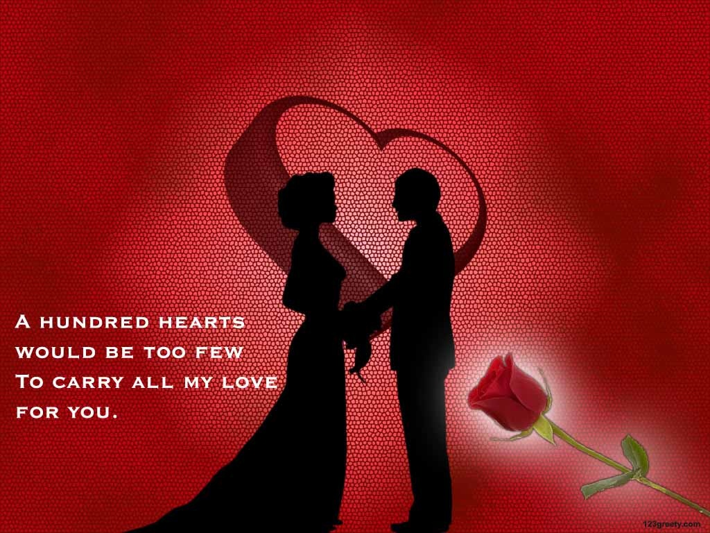 Valentine Quote 4 Picture Quote #1