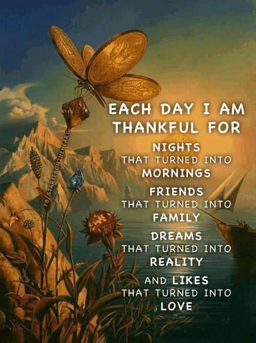 I Am Thankful Quote 1 Picture Quote #1