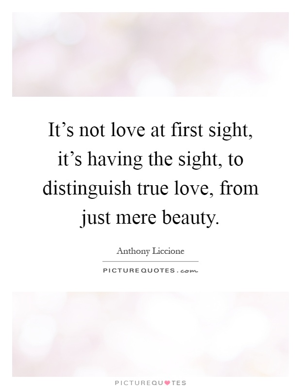 Beautiful Quotes About Love At First Sight : Love At First Sight Quotes & Sayings Love At First Sight Picture ...